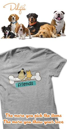 if you love pets you will like this shirt.