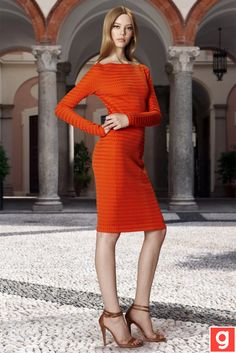 fashion is love  www.galeene.com  Simple classy dress