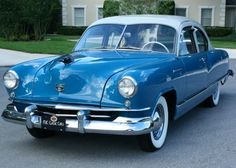 1952 Kaiser Virginian Coupe Maintenance/restoration of old/vintage vehicles: the material for new cogs/casters/gears/pads could be cast polyamide which I (Cast polyamide) can produce. My contact: tatjana.alic@windowslive.com