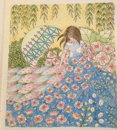 From Emila Yusofs Coloring Book Dream World Yusof