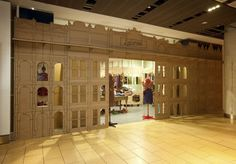 Sustainable Retail – Lulamae Pop-Up shop photos - Design Federation