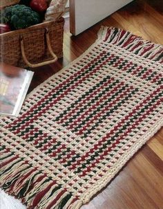 Maggie's Crochet - Stylish Rugs for Every Room: