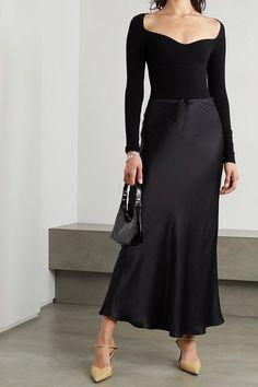 by FAR alla leather pumps. #byfar #nudeshoes #pumps #heels Strapless Dress Formal, Formal Dresses, Yellow Leather, Leather Pumps, Pump Shoes, Fashion Advice, Capsule Wardrobe, Hue, Neutral