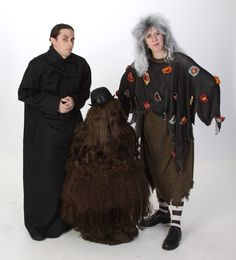 Uncle Fester, Cousin Itt, Grandma Costumes - Addams Family Rental from $39-53 per costume