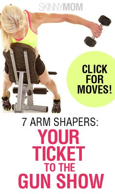 Get The Skinny Here On How To Get The Arms You Want!