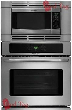 1 Frigidaire Professional 27 Stainless Steel Electric Wall Oven Microwave Combo Fpew2785pf Fpmo209kf Mwtkp27kf Best Er Pinterest