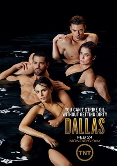 New Dallas TV Show - 2012