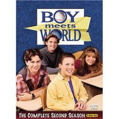 Boy Meets World.... almost forgot about this one!