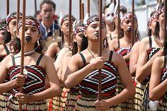 Tracing the Steps of Time: Music of the Maoris