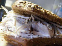 Het gekruide kipfilet broodje van La Place - OhMyFoodness