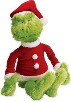 Dr.+Seuss+The+Grinch+in+Santa+Suit