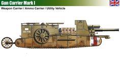 Gun Carrier Mk.I