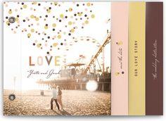 wedding invitation booklet