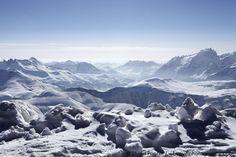 Alpe d'Huez. Photo by Stuart Forster.