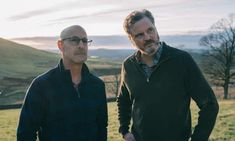 Supernova review –Colin Firth and Stanley Tucci dazzle as a couple facing their fears | Film | The Guardian Colin Firth, Stanley Tucci, 2020 Movies, New Movies, Old Married Couple, Bleecker Street, London Film Festival, London Films, Best Supporting Actor