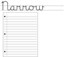 Double line paper
