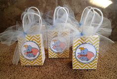 Disney - Dumbo Party Favor Bags - Set of Six