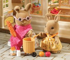 Buy Hazel & Rhianna's Day Out online, - Sylvanian Families
