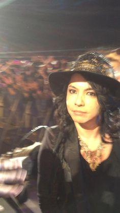 "<March 14>VAMPS LIVE 2015 ""BLOODSUCKERS"" @Xebio Arena Sendai (Miyagi) #VAMPS #VAMPSJPN #HYDE #LIVE #2015 #VAMPS2015 (c)soballoween"