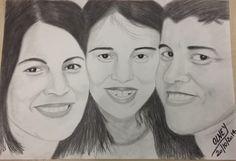 Roseli Mimstyle e familia
