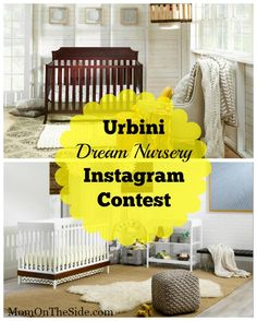Urbini Dream Nursery Giveaway + Daily $50 Walmart Gift Card Winners #UrbiniDreamNursery #IC ad