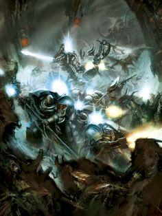 Warhammer 40000,warhammer40000, warhammer40k, warhammer 40k, ваха, сорокотысячник,фэндомы,Imperium,Империум,Grey Knights,Space Marine,Adeptus Astartes