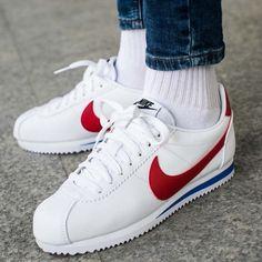 Romántico Zapatillas Lifestyle Classic Cortez Se Nike Hombre