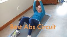 Best Abs Circuit, WOW BODY NOW