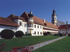 Reichersberg (Stift) (Ried im Innkreis) Oberösterreich AUT
