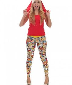 Camboriu I Love This Paradise leggings