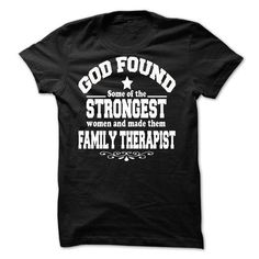 I'm A/An FAMILY THERAPIST T-Shirt Hoodie Sweatshirts iuo. Check price ==► http://graphictshirts.xyz/?p=48875