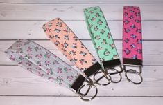 Items similar to Floral Key FOB / KeyChain / Wristlet Wrist Lanyard - soft - floral key chain tiny fowers - coworker gift mothers day on Etsy Keychain Wristlet, Wrist Lanyard, Mother Gifts, Mothers, Retractable Id Badge Holder, Beaded Lanyards, Letter Charms, Gifts For Office, Sewing Class