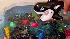 Playmobil Aquarium Shop Playset Sea Animals Toys For Kids - YouTube