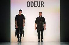 Fashion Week Berlin: Mode von Odeur. Mehr zu den Laufsteg-Trends: http://www.nachrichten.at/nachrichten/society/Alle-Trends-und-die-Premiere-von-Becker-Tochter-Anna;art411,1615185 (Bild: epa)