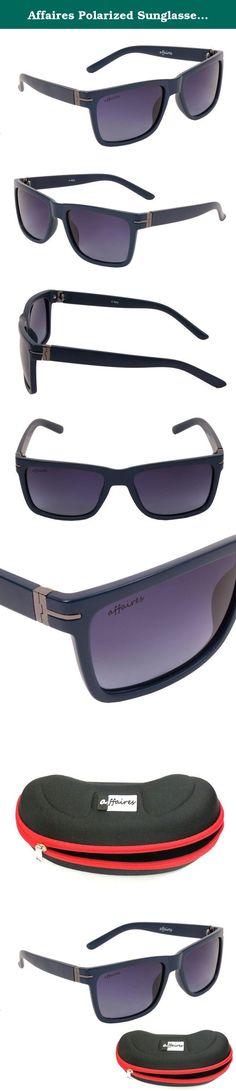 49254e5f42dc Affaires Polarized Sunglasses With Cover A-403. Affaires Polarized  sunglasses will take good care