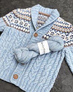 """Магазин пряжи и спиц on Instagram: """"BC GARN Semilla Melange - это не просто 100% шерсть, это органическая шерсть 🌿 ⠀ Пряжа награждена международным сертификатом экологичности…"""" Knitting Room, Cable Knitting, Knit Fashion, Boy Fashion, Baby Cardigan, Knitting Designs, Textiles, Needlework, Knitwear"""