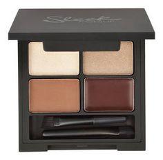 Sleek MakeUP-I-Quad Eyeshadow and Eyeliner - Ombres à paupières