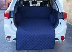 Mitsubishi Outlander PHEV (2014-Present) Quilted Waterproof Boot Liner