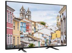 """TV LED 40"""" Panasonic Viera TC 40D400B - Conversor Integrado 2 HDMI 1 USB com as melhores condições você encontra no Magazine Docedigital. Confira!"""
