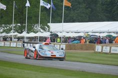 #FOS #Goodwood #FOS2016 Goodwood Festival of Speed #McLarenF1GTR #McLaren F1 GTR
