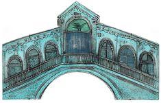 The Venetian Palace by Rut Bryk Gaudi, House Tiles, Ceramic Art, Finland, Taj Mahal, Illustration Art, Colours, Ceramics, Gallery