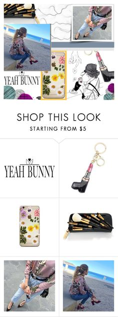 """#FlowerDay"" by juromi ❤ liked on Polyvore featuring Color Me, Yeah Bunny, Bobbi Brown Cosmetics and YeahBunny"