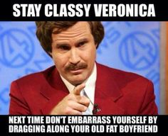 Anchorman 2. That's awesome and soooo true!