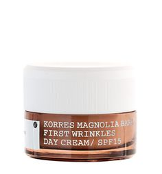 SKIN CARE MAGNOLIA BARK DAY CREAM SPF15 | KORRES NATURAL PRODUCTS