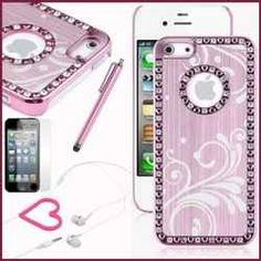 Girly iPhone 5 Cases and Covers are cute, trendy and most importantly fun. There are so many different types of girly iPhone 5 cases from bling...
