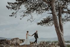 """Rafal Borek on Instagram: """"E & D ❤️ Looking back at this lovely wedding 📷. What a view from @dromquinnamanorofficial ! . . #countykerry #ringofkerry…"""" Looking Back, Ireland, Wedding Photography, Instagram, Irish, Wedding Photos, Wedding Pictures"""