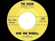 1961 Gene and Wendell - The Roach - YouTube Halloween Songs, John Waters, Youtube, Youtubers, Youtube Movies