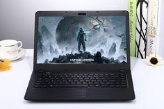 Quad Core Laptop Computer 4GB RAM & 32GB SSD & 500GB HDD Wifi Bluetooth Mini HDMI Windows 10 Notebook US $265.00 /piece To Buy Or See Another Product Click On This Link  http://goo.gl/EuGwiH