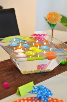 d co de table pour un anniversaire d corer une table d 39 anniversaire d coration de table d. Black Bedroom Furniture Sets. Home Design Ideas