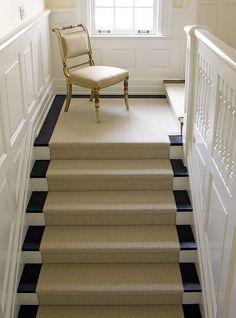 Staircase Runner. Beautiful Staircase Runner Ideas. #Staicase #Runner